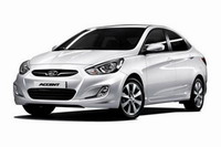 Hyundai Accent (Automatic)